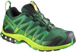 Salomon Buty męskie XA Pro 3D GTX Rainforest/Lime Green/Fern Green r. 42  2/3 (400913)