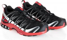 Salomon Buty męskie XA Pro 3D GTX Black/Barbados Cherry/White r. 42 (400912)