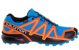 Salomon Buty męskie Speedcross 4 GTX Hawaiian Surf/Black/Scarlet Ibis r. 44 (401248)