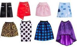 Mattel Barbie. Modne spódniczki  (FPH22)