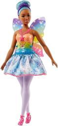 Mattel DREAMTOPIA Wróżka tęczowa niebieskie włosy (FJC84/FJC87)