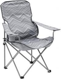 Outwell Krzesło kempingowe Black Hills szare (470212)
