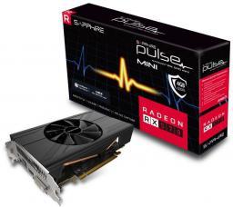 Karta graficzna Sapphire Pulse Radeon RX 570 4GB GDDR5  (256 bit) HDMI/DVI/DP (11266-34-20G)