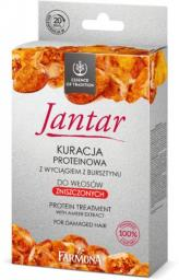 Farmona Jantar kuracja proteinowa włosy zniszczone (BE34508) 17 ml 15 ml 3 ml