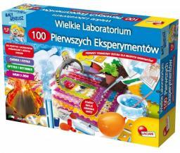 Lisciani I'm a Genius Laboratorium - 100 eksperymentów  (GXP-606504)