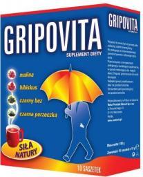 Zdrovit OP Gripovita heSrbata 10 sztuk (P208)