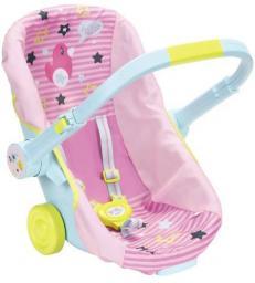Zapf Baby Born. Nosidełko podróżne i wózek 3w1