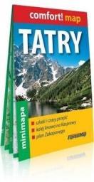 Comfort! map. Tatry. Mapa turystyczna 1:80 000
