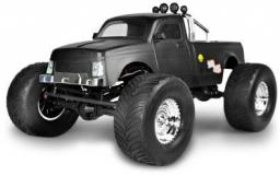 VRX Racing Samochód RC Monster Truck RTR 1:10 czarny (VRX/RH1046C)