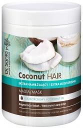 Elfa Pharm Coconut maska z olejem kokosowym dla suchych i łamliwych włosów 1000ml