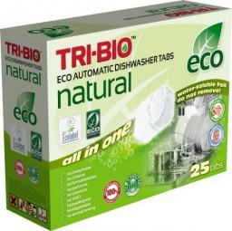 Tri-Bio Ekologiczne kapsułki do zmywarki All in One 25szt. (TRB04062)