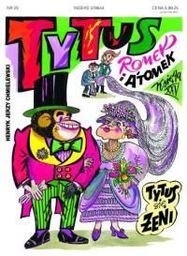 Tytus, Romek i A'Tomek. Księga 25 w. 2011