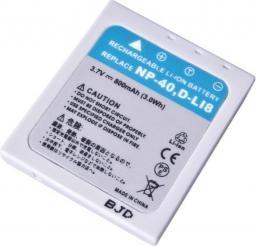 Akumulator Avacom zamiennik NP-40,   Li-Ion 3.7V,  800mAh,  3Wh  (DIFU-NP40-532)