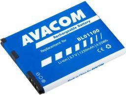 Bateria Avacom  do telefonu komórkowego HTC Desire C Li-Ion 3,7V 1230mAh (GSHT-A320-S1230)