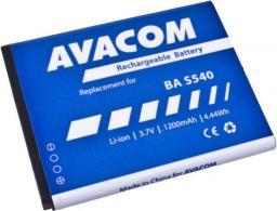 Bateria Avacom  do telefonu komórkowego HTC Wildfire S Li-Ion 3,7V 1200mAh (GSHT-HD3-S1200)