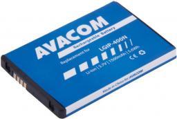 Bateria Avacom zamiennik do  LG P500 Optimus One,  Li-Ion,  3.7V,  1500mAh   (GSLG-P500-1500)