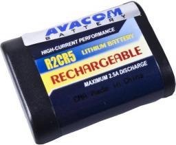 Akumulator Avacom zamiennik Li-Fe,  6V,  500mAh,  3Wh  (DICR-2CR5-B03)
