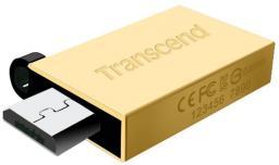 Pendrive Transcend JetFlash 380 OTG 64GB (TS64GJF380G)
