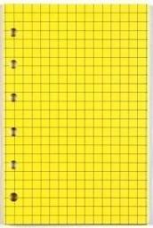 ANTRA Wkład do organizera K Kratka żółta (270073)