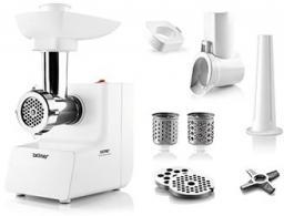 Maszynka do mięsa Zelmer 1300W biały (ZMM3854W)