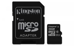 Karta MicroSD Kingston Canvas Select 16GB UHS-I (SDCS/16GB)