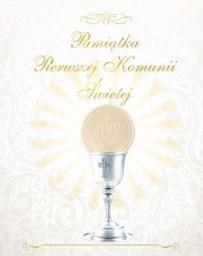 Olesiejuk Pamiątka Pierwszej Komunii Świętej