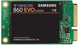 Dysk SSD Samsung 860 EVO 1TB mSATA (MZ-M6E1T0BW)