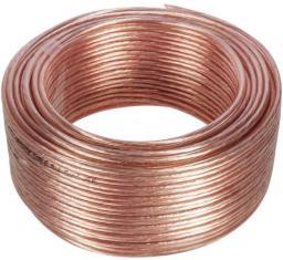 Przewód Maclean Kabel głośnikowy 50m 2*1.5mm2 / 48*0.20CCA 3,5*7,0mm (MCTV-511)