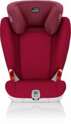 Fotelik samochodowy Britax & Romer KidFix SL Flame Red 15-36kg