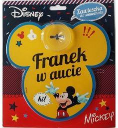 MCD Zawieszka Miki - Franek w aucie