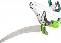 Verto Sekator gąsienicowy z przekładnią i piłą ogrodową średnica cięcia dla sekatora 30mm (15G260)