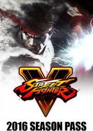 Street Fighter V - Season Pass, ESD