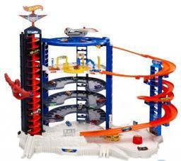 Hot Wheels Mattel Hot Wheels Super  Mega Garaż (FDF25)