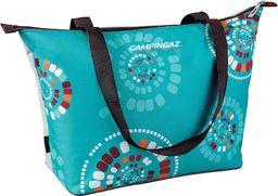 Lodówka turystyczna Campingaz Campingaz Ethnic MiniMaxi Cooler Bag 15l - turquise - 2000033080