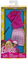 Barbie Barbie - ubranka golfiarki FKT14   (GXP-626309)