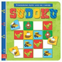 Aksjomat Sudoku. Myślę, bawię się i naklejam
