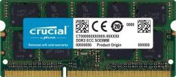 Pamięć do laptopa Crucial DDR3L 4GB,  1600MHz, CL11  (CT4G3S160BJM)