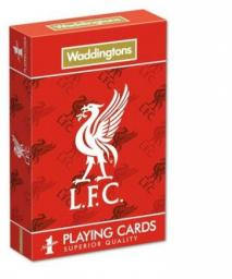 Winning Moves No. 1 Liverpool Playing Cards