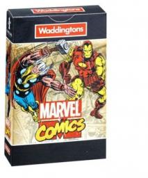 Winning Moves No. 1 Marvel Retro Playing Cards