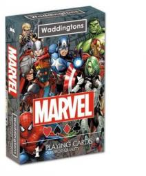 Winning Moves No. 1 Marvel Universe Playing Cards