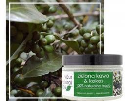 Your Natural Side Masło zielona kawa & kokos 100ml