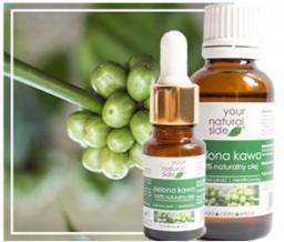 Your Natural Side Olej z nasion zielonej kawy, nierafinowany 10 ml