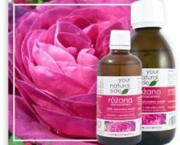 Your Natural Side Woda z Kwiatów Róży Damasceńskiej Organic 100ml