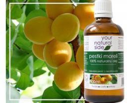Your Natural Side Olej z Pestek Moreli nierafinowany Organic 100 ml