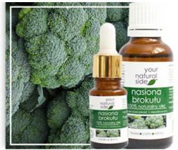 Your Natural Side Olej z nasion brokułu nierafinowany 30 ml