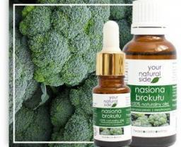 Your Natural Side Olej z nasion brokułu nierafinowany 10 ml