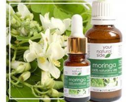 Your Natural Side Olej Moringa nierafinowany 10 ml