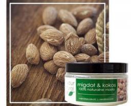 Your Natural Side Masło migdał & kokos 100ml