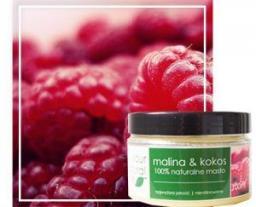 Your Natural Side Masło malina & kokos 100ml
