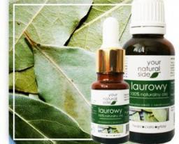 Your Natural Side Olej Laurowy nierafinowany 10 ml